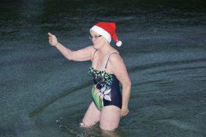 Adventsschwimmen